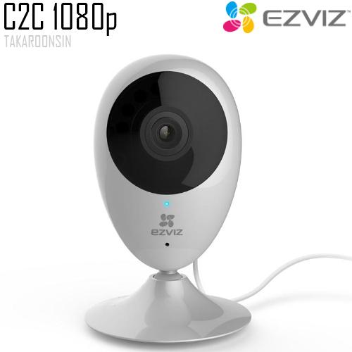 กล้องวงจรปิด CCTV 1080p Cloud camera EZVIZ C2C