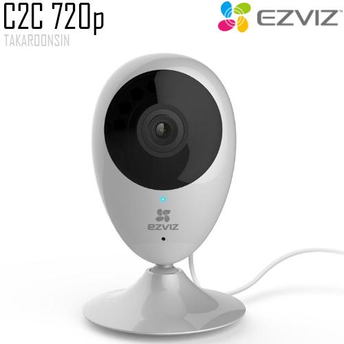 กล้องวงจรปิด CCTV 720p Cloud camera EZVIZ C2C