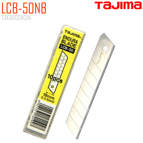 ใบมีดคัตเตอร์ขนาดใหญ่  TAJIMA LCB-50NB (18mm)