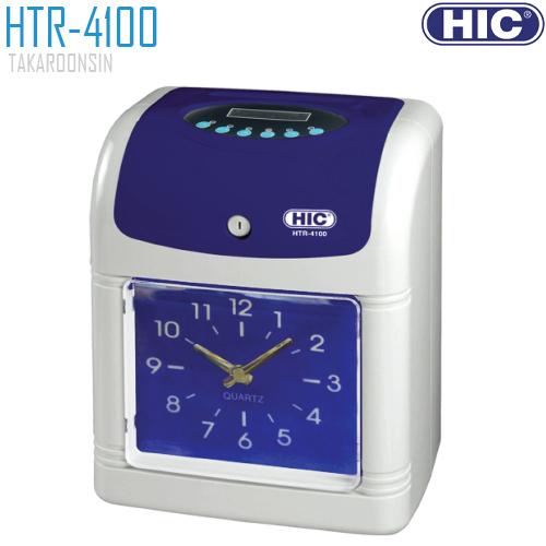 เครื่องตอกบัตร HIC HTR-4100