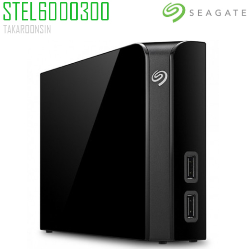 SEAGATE 6TB BACKUP PLUS DESKTOP DRIVE 3.5