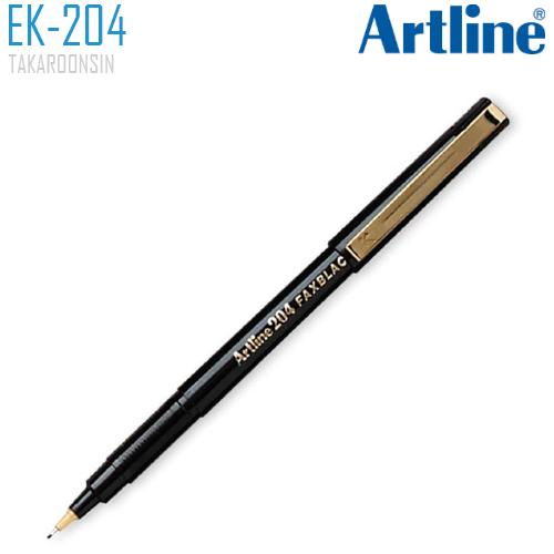 ปากกาหัวเข็ม ARTLINE EK-204