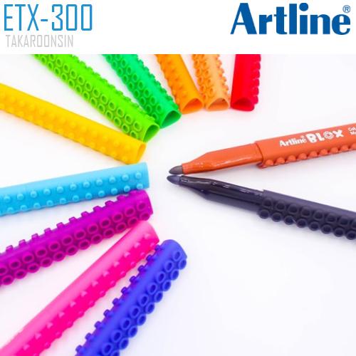 ปากกาหัวกลมBLOX ETX-300