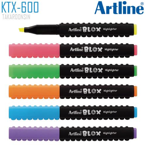 ปากกาเน้นข้อความ ARTLINE KTX-600