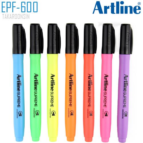 ปากกาเน้นข้อความ ARTLINE EPF-600
