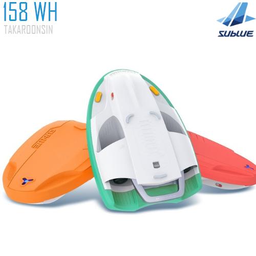 แผ่น Electronic Kickboard SUBLUE รุ่น SWII