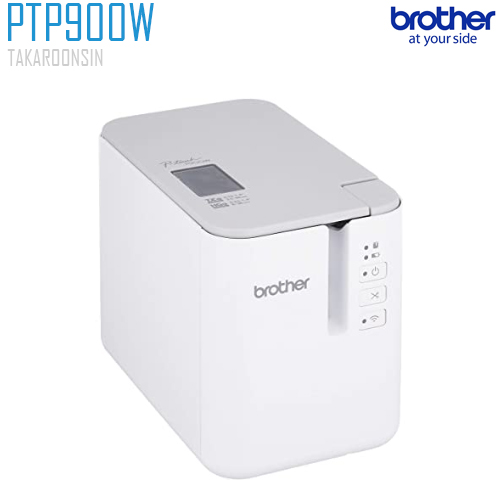 เครื่องพิมพ์ฉลาก Brother PT-P900W