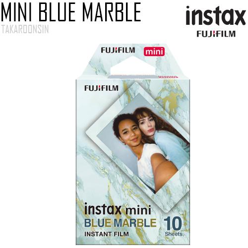 INSTAX MINI FILM BLUE MARBLE