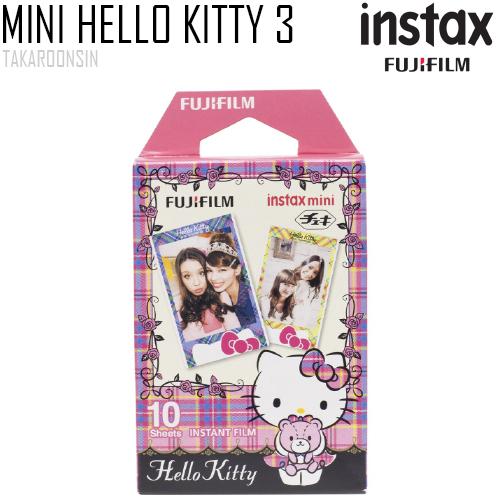 INSTAX MINI FILM HELLO KITTY 3
