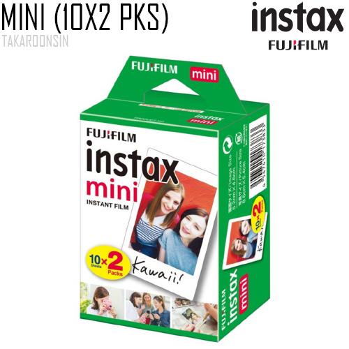 INSTAX MINI FILM (10X2 PKS)