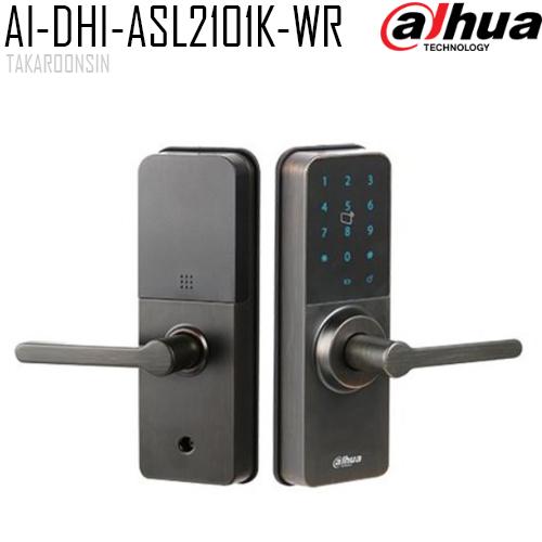 ตัวล็อคประตูอัจฉริยะ RIGHT-OPEN DAHUA รุ่น AI-DHI-ASL2101K-WR