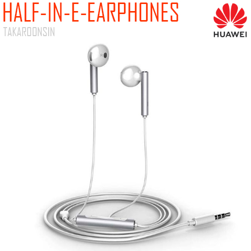 หูฟัง HEAWEI HALF IN-EAR EARPHONES