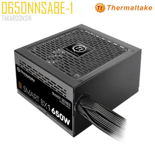 อุปกรณ์จ่ายไฟ POWER SUPPLY THERMALTAKE SMART BX1 650W