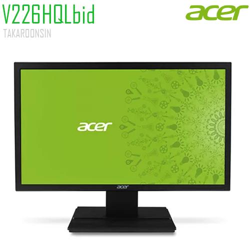 จอ MONITOR 22 นิ้ว ACER V226HQLbid