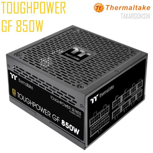 อุปกรณ์จ่ายไฟ POWER SUPPLY THERMALTAKE GF 850W Fully Modular