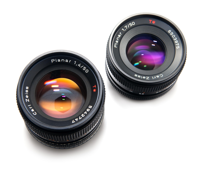 Lens / Filters Set