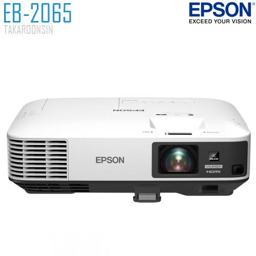 โปรเจคเตอร์ EPSON รุ่น EB-2065