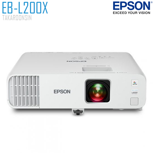 โปรเจคเตอร์ EPSON รุ่น EB-L200X