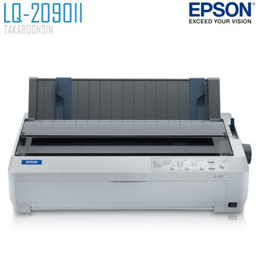 เครื่องพิมพ์ Dot Matrix EPSON LQ-2090II