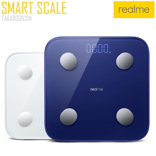 เครื่องชั่งน้ำหนักอัจฉริยะ REALME SMART SCALE
