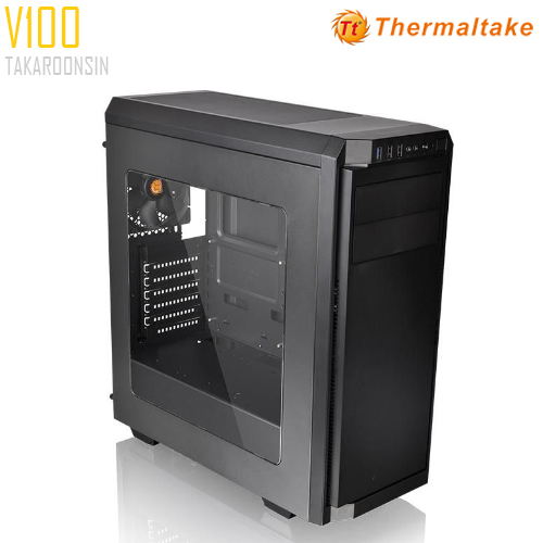 THERMALTAKE V100 Mid-Tower Chassis (CA-1K7-00M1WN-00)