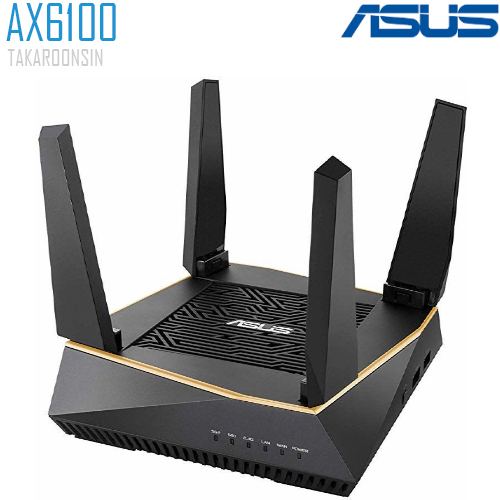 ASUS AX6100 TRI-BAND ROUTER