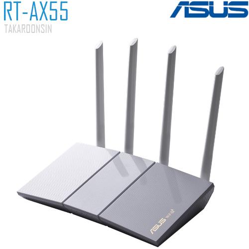 ASUS RT-AX55 AX1800 DUAL BAND
