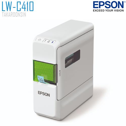 เครื่องพิมพ์ฉลาก EPSON LW-C410