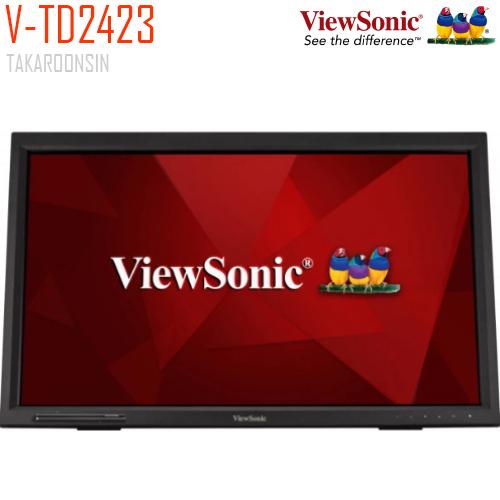 จอ MONITOR 24 นิ้ว V-TD2423 VIEWSONIC