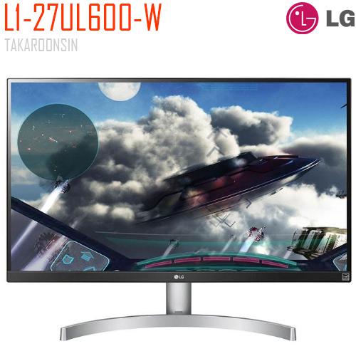จอ MONITOR 27นิ้ว L1-27UL600-W LG
