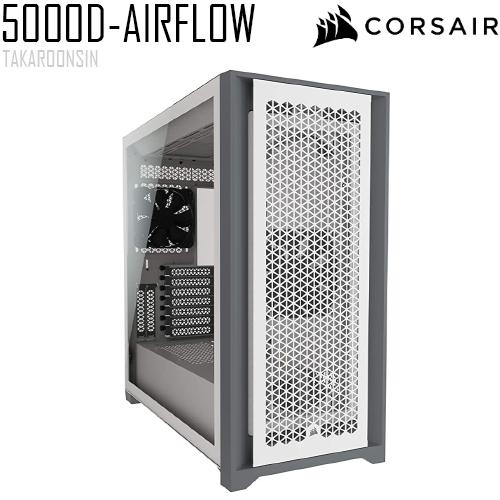 CORSAIR 5000D AIRFLOW Mid-Tower ATX PC Case