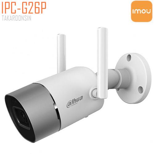 กล้องวงจรปิด CAMERA IMOU IPC-G26P