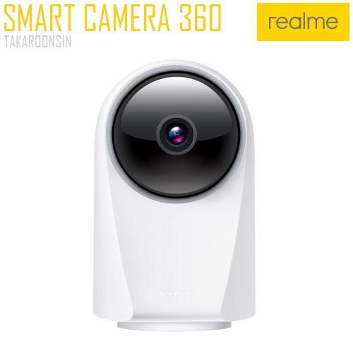 กล้องวงจรปิดไร้สายอัจฉริยะ REALME Wi-Fi SMART CAMERA 360°