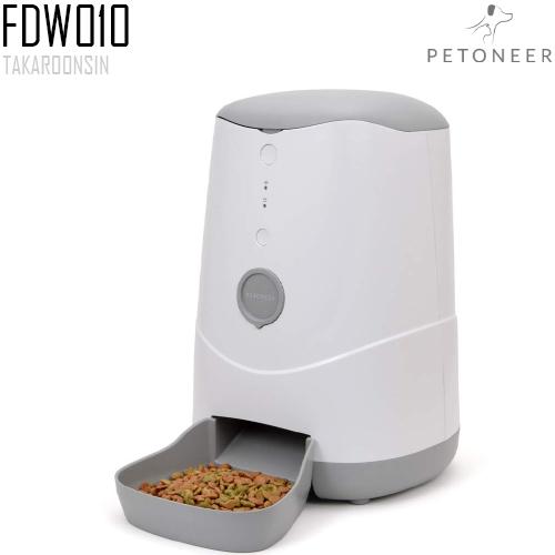 เครื่องให้อาหารสัตว์ PETONEER Nutri