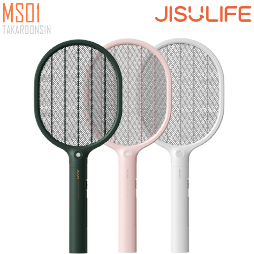 ไม้ตียุง JISULIFE MS01 Bug Zapping Racket