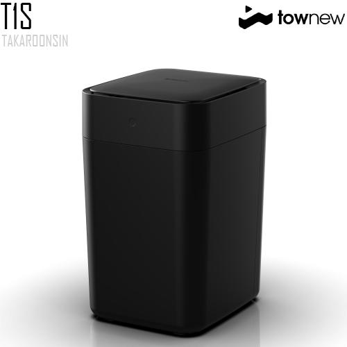ถังขยะ TOWNEW Smart Trash Can T1S (สีดำ)