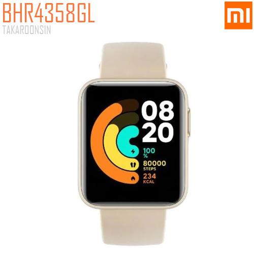 นาฬิกาอัจฉริยะ XIAOMI MI WATCH LITE (BHR4359GL)