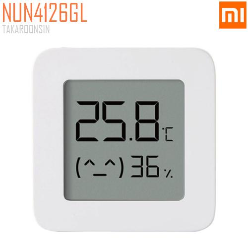 เครื่องวัดอุณหภูมิและความชื้นดิจิตอล Xiaomi NUN4126GL