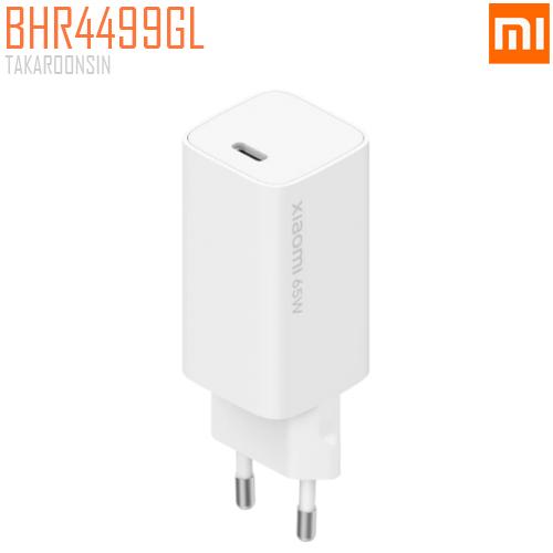 อะแดปเตอร์ชาร์จ Xiaomi Mi 65W Fast Charger w/GaN Tech