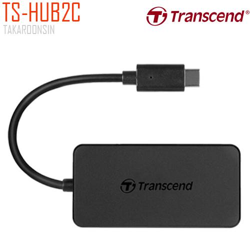Transcend USB-C to USB 3.1 4-ports Hub (TS-HUB2C)
