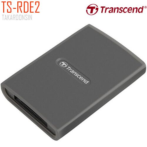 Transcend (TS-RDE2) CFexpress Type-B-Card Reader, USB 3.2 Gen 2x2, Type C