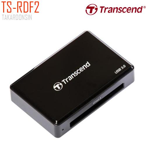 Transcend (TS-RDF2) CFast Card Reader, USB 3.0/3.1 Gen 1