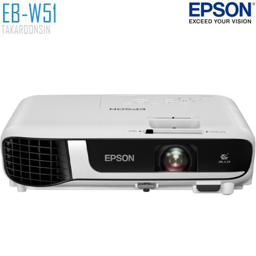 โปรเจคเตอร์ EPSON รุ่น EB-W51