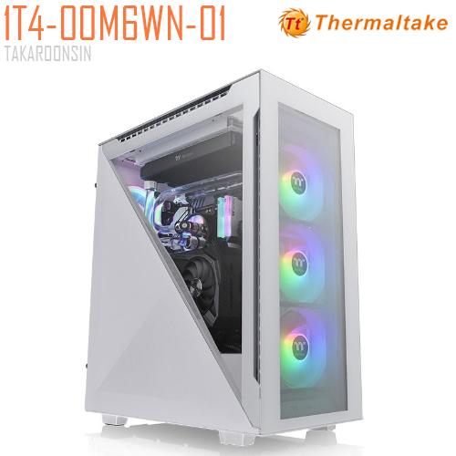 THERMALTAKE DIVIDER 500 TG SNOW ARGB WHITE