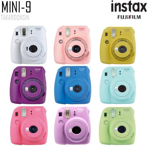 กล้อง INSTAX MINI 9