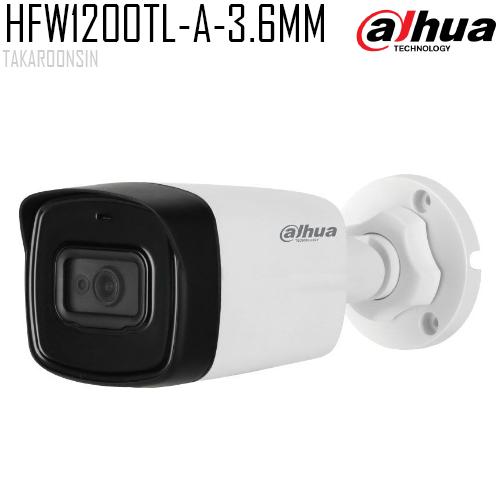 กล้องวงจรปิด DAHUA รุ่น HAC-HFW1200TL-A-(3.6MM)