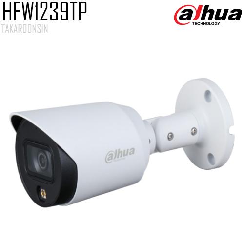 กล้องวงจรปิด DAHUA รุ่น HAC-HFW1239TP-A-LED-S2-3.6