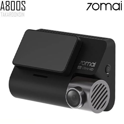 กล้องติดรถยนต์ 70MAI DASH CAM 4K A800S