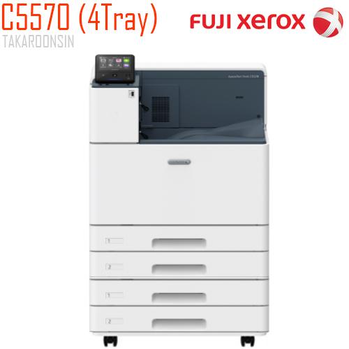 เครื่องพิมพ์ FUJI XEROX ApeosPort Print C5570 (4 Tray)