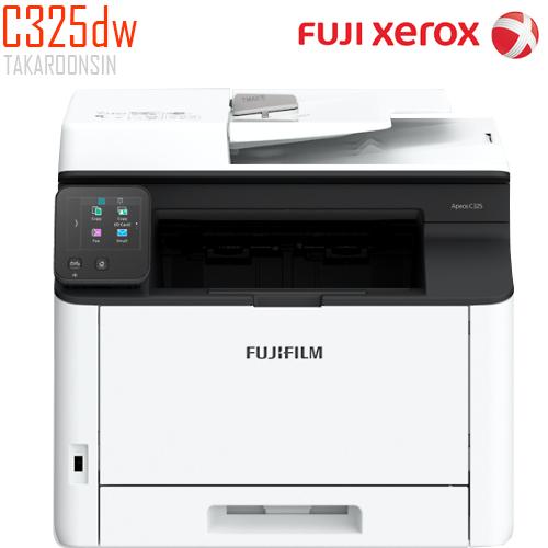 เครื่องพิมพ์ FUJI XEROX Apeos C325dw COLOR LASER PRINTER
